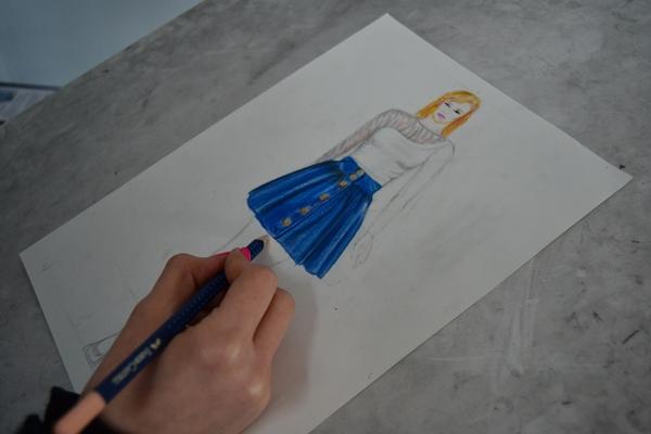 Moda Tasarımımoda Tasarım Yetenek Sınavlarına Hazırlık Kursu Resim