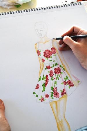 moda tasarımıtekstil tasarımı